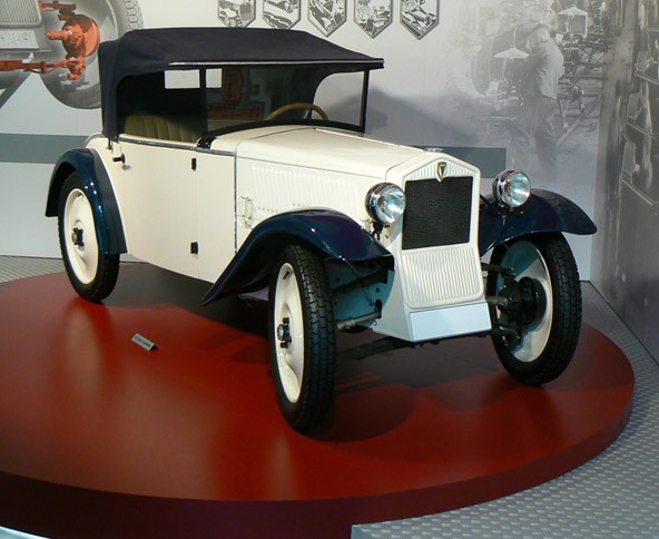 DKW Front F 1 roadster, 1931