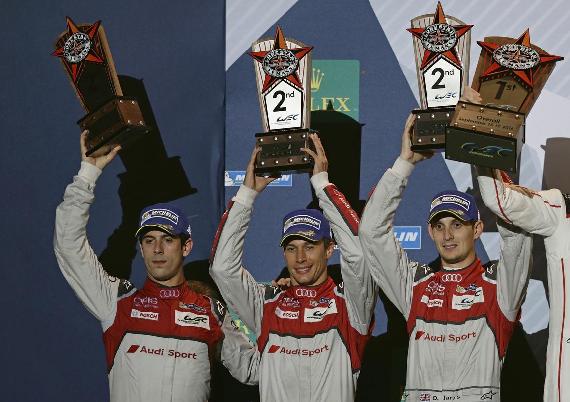 Audi、WECオースティン戦で2位を獲得