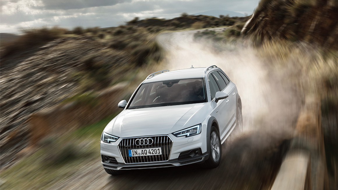 Audi News Letter -April Issue-