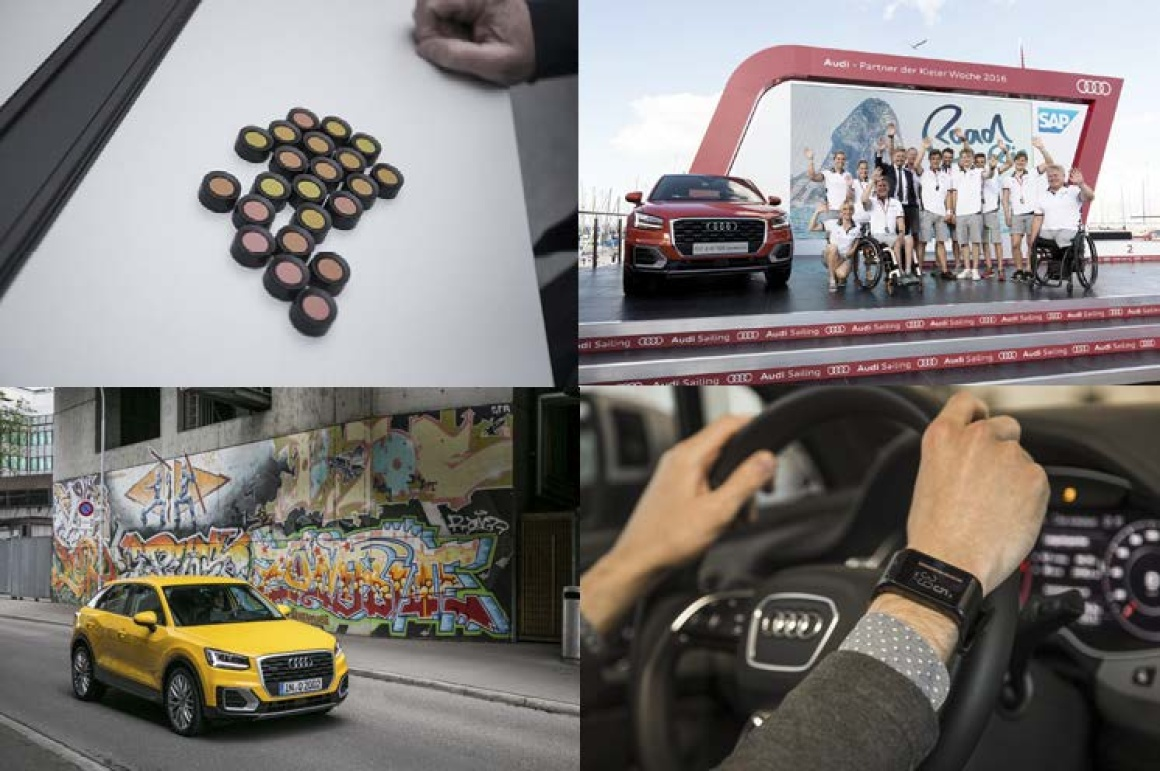 Audi News Letter -September Issue-